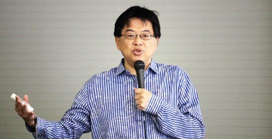 マイ・オンコロジー・ドリーム(MOD)実行委員長の上野直人氏