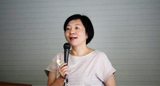 次に、今村知世氏(慶應義塾大学医学部臨床薬剤学 薬剤師)による「EBMとメディカルリテラシー」の講義