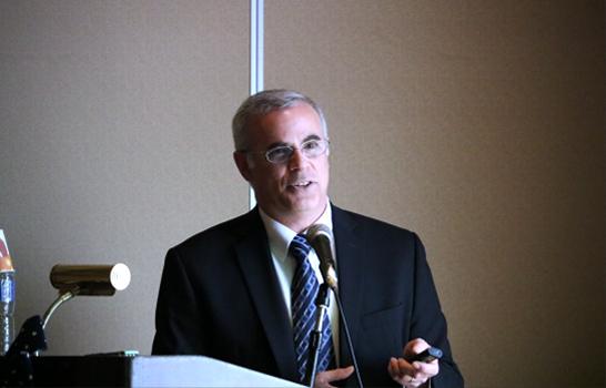 Kenneth S. Cohen氏(シカゴ大学医学部血液腫瘍内科)