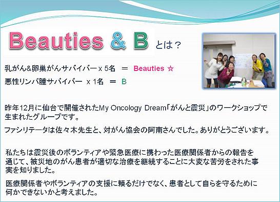 チームBeauties & B