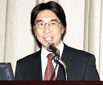 一般社団法人オンコロジー教育推進プロジェクト専務理事の佐谷秀行